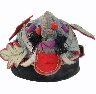 f74e1199d28 549 Droopy-Lidded Dragon Children s Hat - Vintage and Antique ...