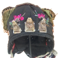 299 - Miao Girl's Hat with Immortals