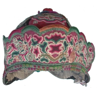293 - Classic Geyi Miao Child's Hat