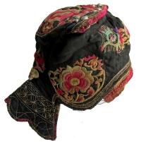 Side view of Vintage Bai Minority Girls Hat