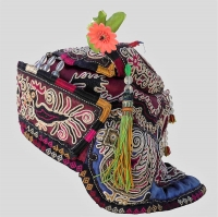 613 Geyi Miao Girl's Festival Hat