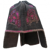 Classic Sturdy Miao Minority Child's Hat SE FuQuan County Guizhou