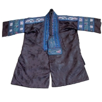 JM12 - Geyi Folded Silk Jacket
