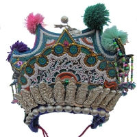 449-Dong Festival Crown Hat