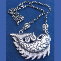 M2 - Nickel Silver Fish